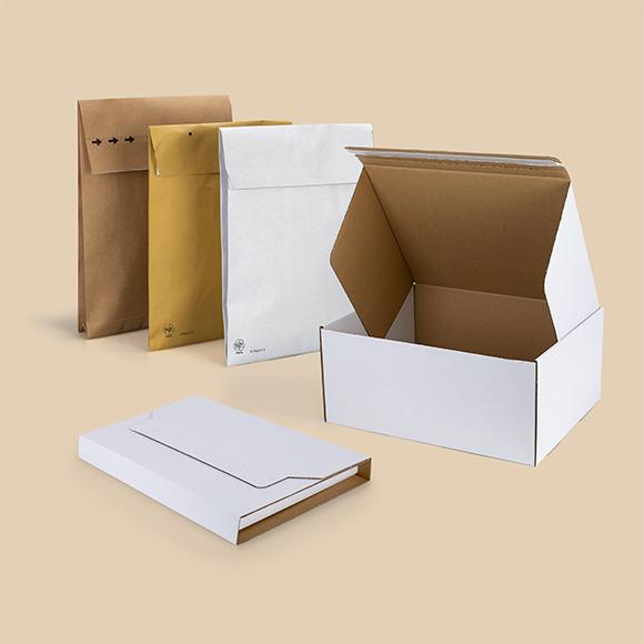 Alle Versandverpackungen