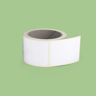 Etiketten auf Rolle mit abgerundeten Ecken in vielen Materialien