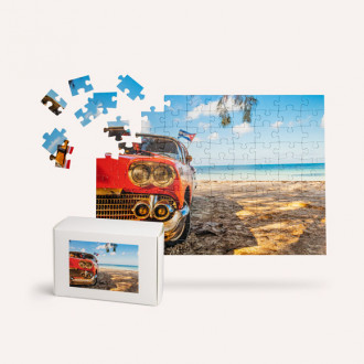 Fotopuzzle mit individuellem Design bedrucken und verschenken