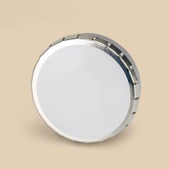 Klick-Dose rund - 6,5 x 2,1 cm