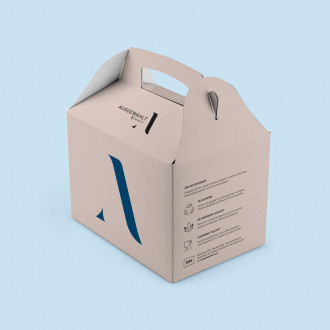 Lunchbox Pappe