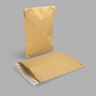 Papierpolstertaschen aus 100% Altpapier