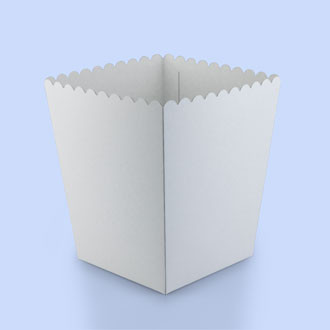 Popcorn-Becher