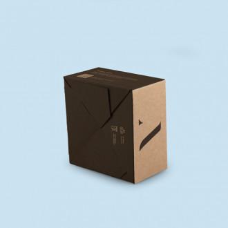 Schuber mit Automatikboden im Wunschformat selbst gestalten