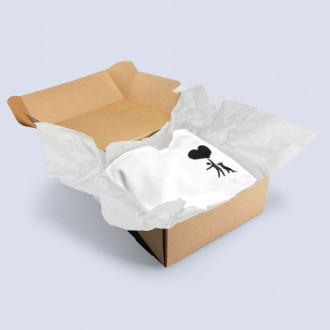 Produkte verpacken mit nachhaltigem Seidenpapier