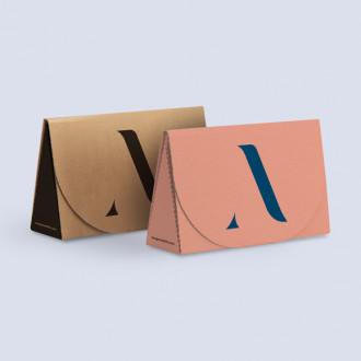 Kreative Geschenkverpackung individuell bedruckbar