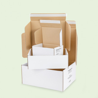Versandverpackung individuell bedrucken