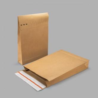 Recyclebare E-Commerce Versandtasche