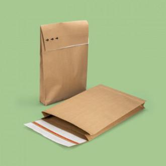 Nachhaltige Versandtasche für Versand und Rückversand