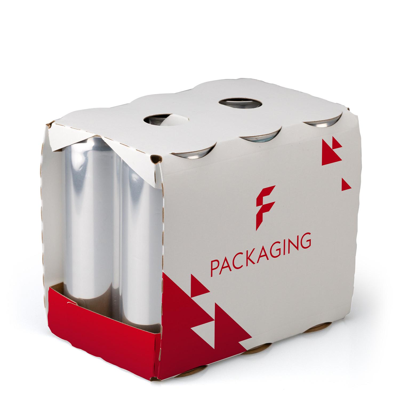 Sixpack für Dosen