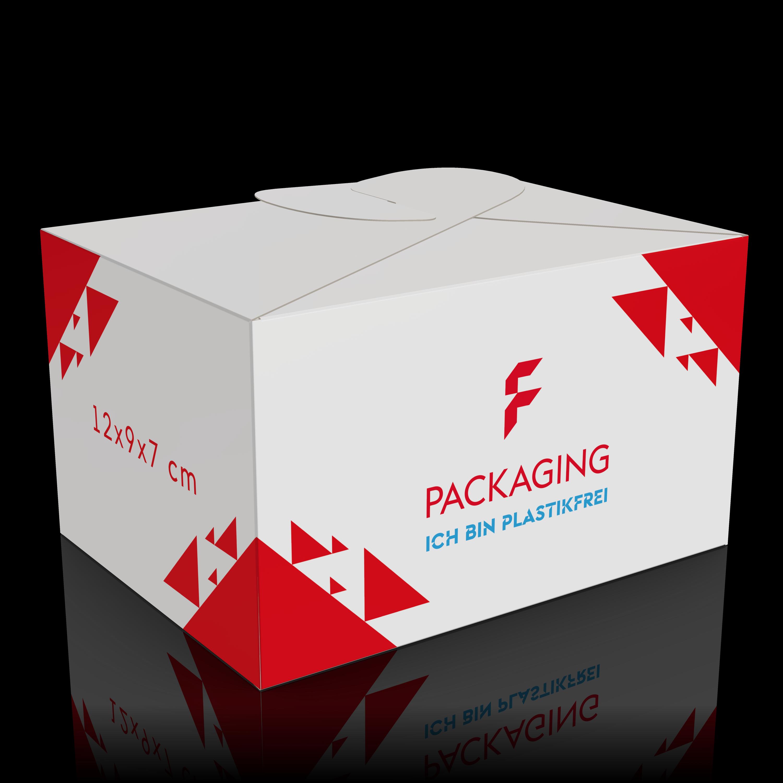 Geschenkverpackung für Lebensmittel