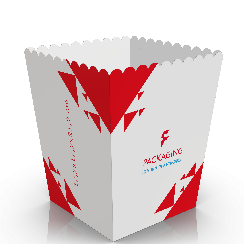 Popcorn - Becher