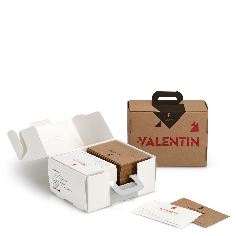 Visitenkartenkoffer VALENTIN