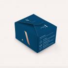 Bedruckbare Geschenkverpackung ohne Plastik für Lebensmittel