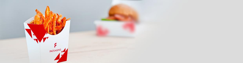 Burgerverpackung